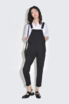 4409ccf59bd Women s dungarees  six different looks – in pictures
