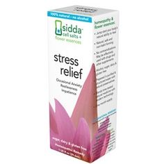 Vitamins Supplements Stress Relief Gluten Free Sidda Flower Essences Sidda Flower Essences Stress Relief – 1 fl oz every day at these amazing prices! Stress Relief can be used throughout the day when life is getting hectic, up to five times a day. This is an excellent remedy to use in combination with other Foundational Remedy, Emotional Detox. Detox can release a lot of deep-seated stress while you sleep. Relief then helps integrate and soothe after a night of Detox. Perfect for people…