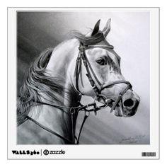 ARABIAN BEAUTY WALL DECAL -nature diy customize sprecial design