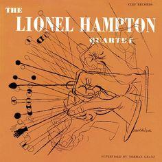 jazz clef records lionel hampton norman granz