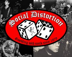 Social Distortion Mike Ness, Social Distortion, Rock Posters, Band Merch, Pearl Jam, Choppers, Rock N Roll, Punk, Lovers