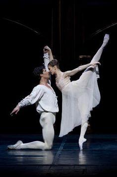 Alina Cojocaru in Romeo & Juliet