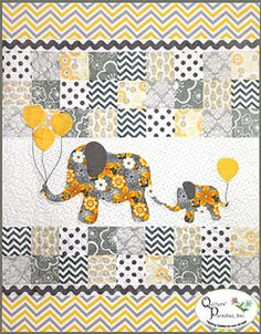 Quilt Pattern - QP Designs - Mommy & Me
