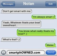 Page 24 - Autocorrect Fails and Funny Text Messages - SmartphOWNED