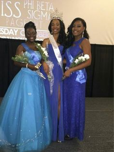 Miss Phi Beta Sigma Scholarship Pageant