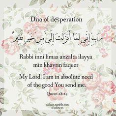 Ease of desperation