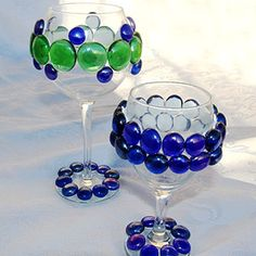 Celebrate Passover with Crafts and Food: Button Cup (via Parents.com)
