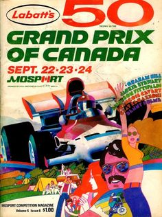 1972 Mosport Canadian Grand Prix