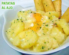 Patatas al ajo