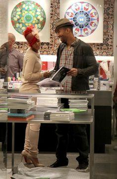 Rihanna and Matt Kemp: Romantic Paris trip