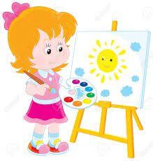 Резултат с изображение за children drawing