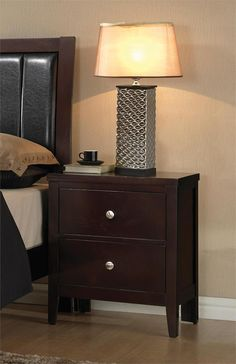 Coaster Carlton Bedroom Collection Nightstand Las Vegas Furniture Online | LasVegasFurnitureOnline | Lasvegasfurnitureonline.com