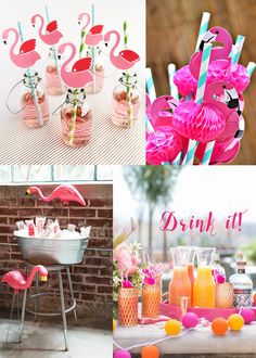 💝💖Are your last minute party gifts ready? 💝💖Are your last minute party gifts ready? Pink Flamingo Party, Flamingo Birthday, Aloha Party, Luau Party, Party Gifts, Party Favors, Hawaian Party, Festa Party, Tropical Party