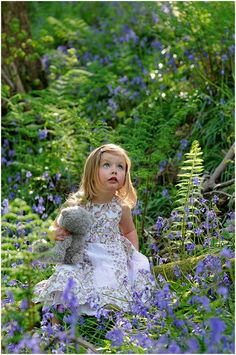 If we all would look at the beauty around us as through the eyes of a child----