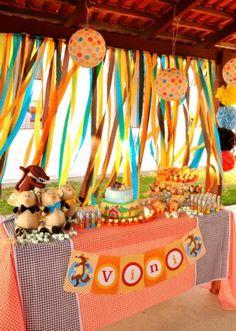 Como fazer um lindo painel de festa – Faça você mesmo – Blog Inspire sua Festa ®