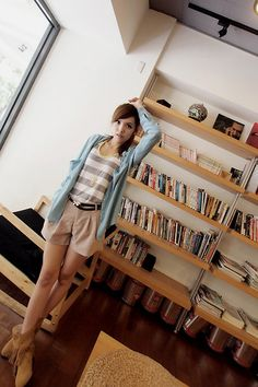 Blue, Lovely Boots - 2011 ♥  - Gina Shih