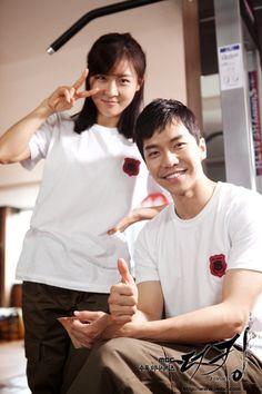 Ha Ji Won / Lee Seungi