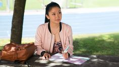 Lana Condor is wonderful in the role – so charming, expressive, endearing and real. We might all want to kiss Peter Kavinsky, but who wouldn't want to be friends with Lara Jean? Or even be Lara Jean? Here's a bunch of times she was a relatable queen. Lara Jean, Netflix Original Movies, Netflix Movies, Movies Online, Comedy Movies, Movie Film, John Corbett, Janel Parrish, Love Stories To Read