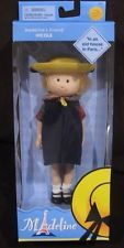 """NICOLE Madeline & Friends Poseable 8""""doll RARE! BNIB!! Learning curve"""