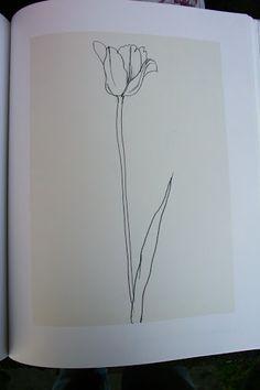 ink drawings | Rosemary's Blog
