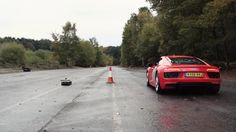 Audi R8 Versus A R8 RC – Drag Racing Mode Is On! Audi R8 V10 has reached its second generation and along with it, has managed to touch amazing speeds and performances, like improved maneuverability and grip of endless trace! But can we compare it to the R8 RC or is it too soon? The video below reveals a drag race between these two cars. It all...