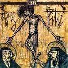 La Passion du Christ- 1952- Bernard Buffet