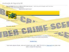 Muralha Informática: Atualização de Segurança BB - E-mail fraudulento ...