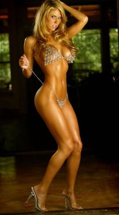 Marzia Prince - Fitness model and Personal Trainer