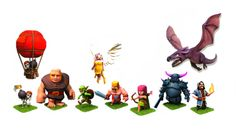 Clash of Clans is certainly one of the most famous games for cellular devices (equally iOS and Android),