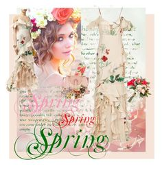 """Spring!"" by nangaleema on Polyvore featuring Home Decorators Collection, Johanna Ortiz, Clover, Anabela Chan, Missoni and Marmont Hill"