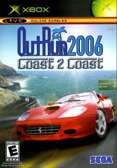 Rent Outrun 2006 Coast 2 Coast on Xbox - gamefly.com