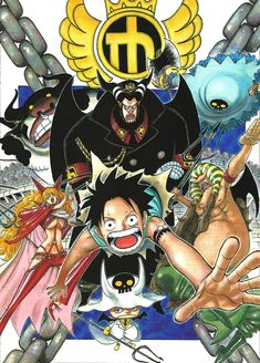 Impel Down Arc