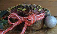 Panettone al pistacchio senza glutine, di una bontà unica! Il dolce della tradizione natalizia, rivisitato e sglutinato per voi.