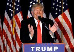 """""""미국, 한반도 전쟁 나도 개입 않을 것"""" 선언한 트럼프… 여론조사서 힐러리 첫 추월"""