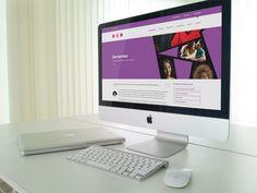 Refonte au webdesign 100% exclusif pour le site internet www.lucien-essique.fr