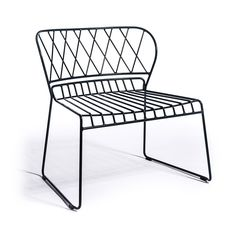 Skargaarden+Reso+Lounge+Chair+-+Powder+coated+steel+stackable+contemporary+outdoor+lounge+chair+by+Skargaarden. Invite+a+gentle+colour+rush+into+your+outdoor+living+space+with+the+Skargaarden+Reso+Lounge+Chair. Completely+stackable,+this+functional+powder+coated+steel+contemporary+lounge+chair+is+specifically+developed+for+outdoor+use. Perfect+for+brightening+patios+and+terraces,+Reso's+graceful+curves+and+trellis+effect+back+rest+ensures+this+comfortable+outdoor+lounge+chair+stands+out+f...