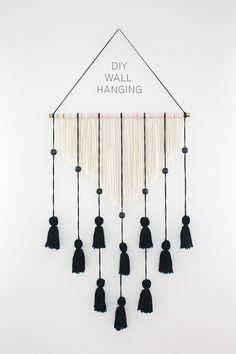 Wall Hanging – DIY
