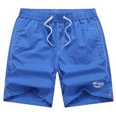 Longitud de la rodilla color puro 6 colores del verano pone en cortocircuito cortocircuitos ocasionales flojos de playa