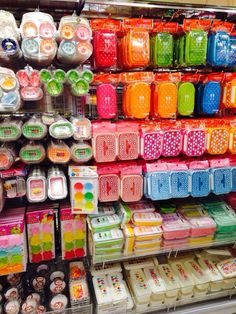 Daiso Japan - San Diego, CA, United States Gift Shop Displays, Store Displays, Daiso Store, Bento Box Lunch For Adults, Kawaii Store, Japan Store, Daiso Japan, Japan Travel Tips, Cute Doodles