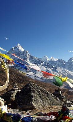 Parco nazionale di Sagarmatha, uno dei parchi nazionali più spettacolari del mondo