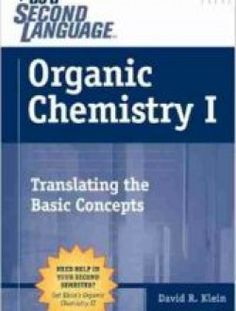 Organic Chemistry I as a Second Language: Translating - Free eBook Online