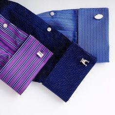 Cuffs >>> Good look Formal Dresses For Men, Men Formal, Tailored Shirts, Casual Shirts, Men Shirts, Indian Men Fashion, Mens Fashion, Thomas Pink Shirts, Clothing Store Interior