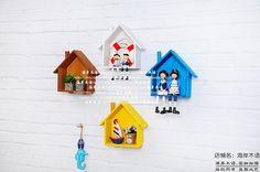 Восточное Средиземноморье сельский домик стиль стены шельфа идей декоративные полки деревянные стены завесы на стене