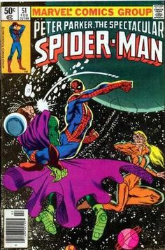 Peter Parker, The Spectacular Spider-Man Vol 1 51 - Roger Stern, Marie Severin, Jim Mooney