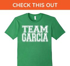Mens TEAM GARCIA Family Jersey T-Shirt 3XL Grass - Relatives and family shirts (*Amazon Partner-Link)