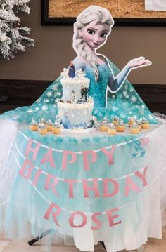 The ultimate Frozen party to end all Frozen parties | BabyCenter Blog