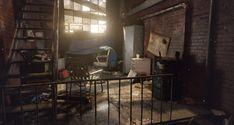 [UE4] Warehouse Loft - Polycount Forum