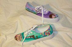 Disney movie UP custom shoes