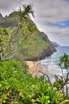 How to see #Kauai's rugged and remote # Na Pali Coast by land, air and sea.