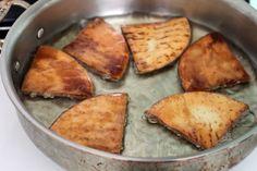 Deep fried pita